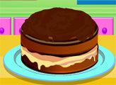 Игра Шоколадно-кремовый пирог