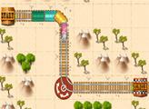 Игра Железнодорожный лабиринт