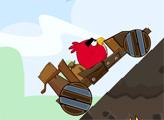 Игра Злые Птички Пересечь Страну