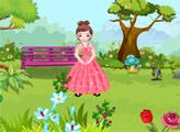 Игра Принцесса Пинки - Побег из сада