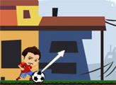 Игра Затейливый футбол