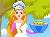 Игра Зимний Фруктовый салат Рапунцель