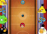 Игра Хоккей Злых Птичек