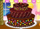 Игра Превосходный шоколадный торт