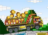 Игра Лего Грузовик