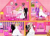 Игра Свадебный домик Барби
