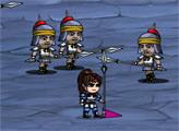 Игра Защита Трех Королевств