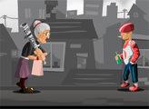 Игра Злая бабушка: начало