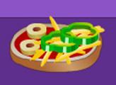 Игра Необычная пицца