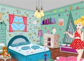 Игра Тинкер Белл и декор спальни
