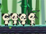 Игра Штурмовой отряд панд