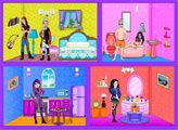 Игра Наследники: Кукольный домик