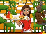 Игра Ресторан Леи