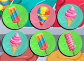 Игра Мемориана с мороженым