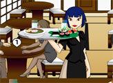 Игра Японский ресторан Ли