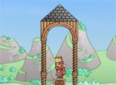 Игра Разрушить замок: Приключение