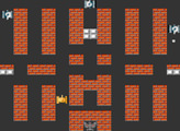 Игра Battle City 16 leves