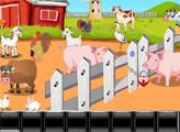 Игра Хрюшка убегает с фермы