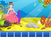 Игра Принцесса Пинки - Подводное приключение