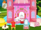 Игра Дворец для Хелло Китти