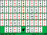 Игра Мастерский пасьянс Шедевр