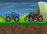 Игра Безумные мини грузовики