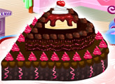 Игра Шоколадная вечеринка мечты