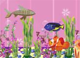 Игра Декор аквариума для рыб