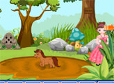 Игра Принцесса Пинки - Спасение пони