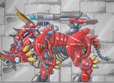 Игра Робот Огненный Носорог