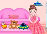 Игра Принцесса Пинки - Побег из комнаты игрушек