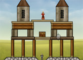 Игра Средневековый погром
