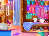 Игра Таинственный гардероб Эльзы