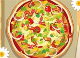 Игра Вкусная пицца