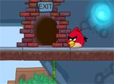 Игра Приключение Злых Птичек
