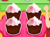 Игра Шоколадные кексы от Сериз Худ