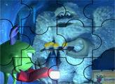 Игра Корпорация Монстров - Снежный человек