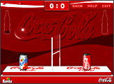 Игра Coca-Cola Volleyball