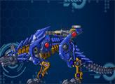 Игра Робот Волк-убийца