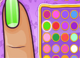 Игра Монстер Хай: Модный маникюр