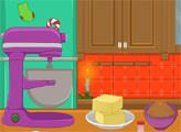Игра Кулинарная академия Cutezee: Имбирный пряник