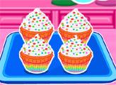 Игра Радужные кексы от Снупи