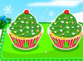 Игра Кексы Рождественские елки