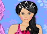 Игра Сказочная принцесса наряжается