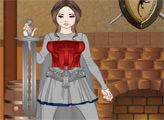 Игра Костюмы Девушки Воина