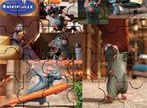 Игра Рататуй - семь картинок
