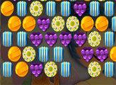 Игра Головоломка - стреляй конфетами