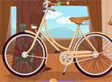 Игра Летний дизайн велосипеда