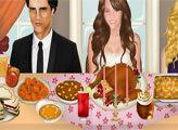 Игра Ужин в День Благодарения