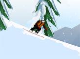 Игра Снежный серфинг